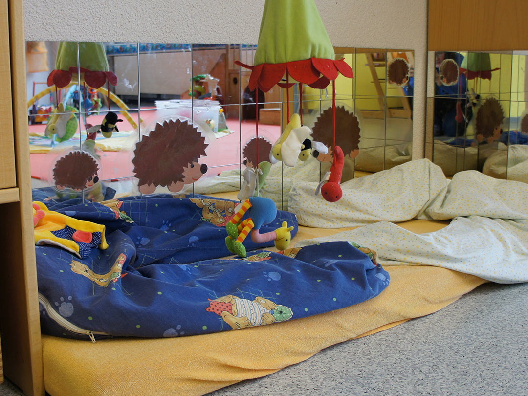 KITA Stärnschnuppe Babygruppe: Ruhepause