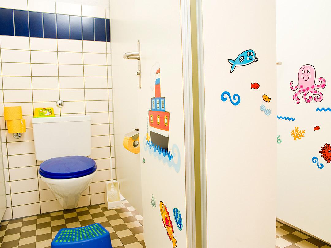 Kinderkrippe Stärnschnuppe: WC